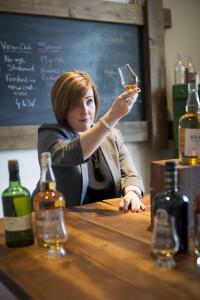 irstie McCallum - Global Brand Ambassador Burn Stewart Distillers