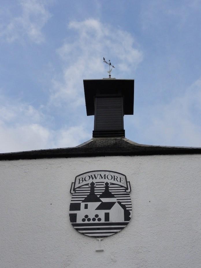 Das Wappen von Bowmore. Alle Bildrechte bei Alexander Kohn.