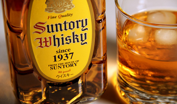 Suntory-Kakubin