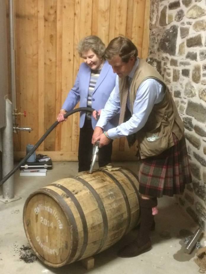 Foto: Ballindaloch Distillery
