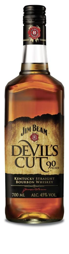 Jim Beam Devil's Cut_frontal