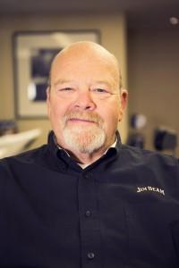Jim Beam Movember Fred Noe Vorher