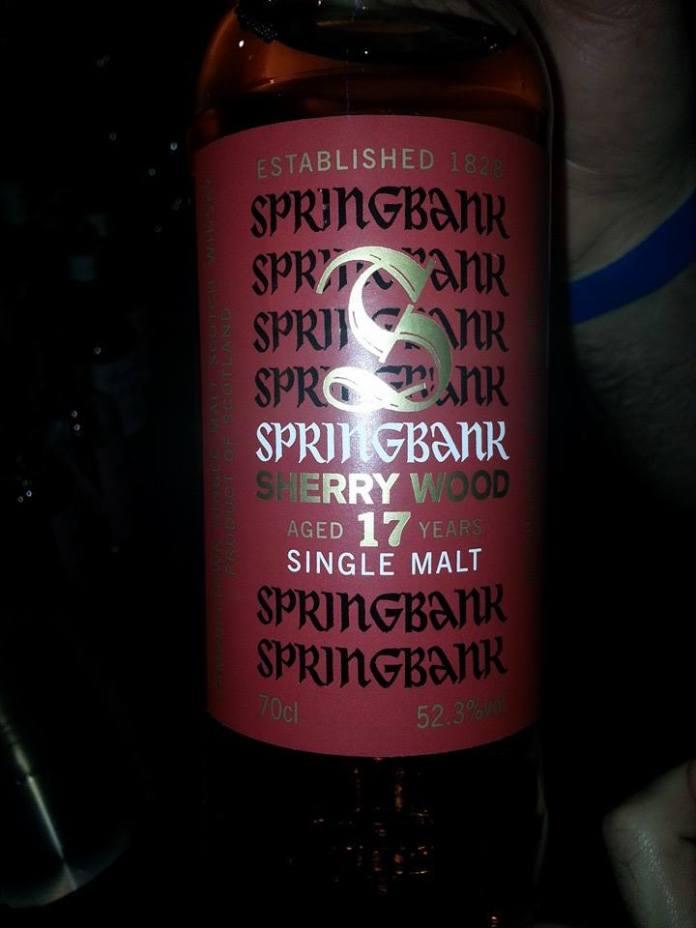 springbank 17