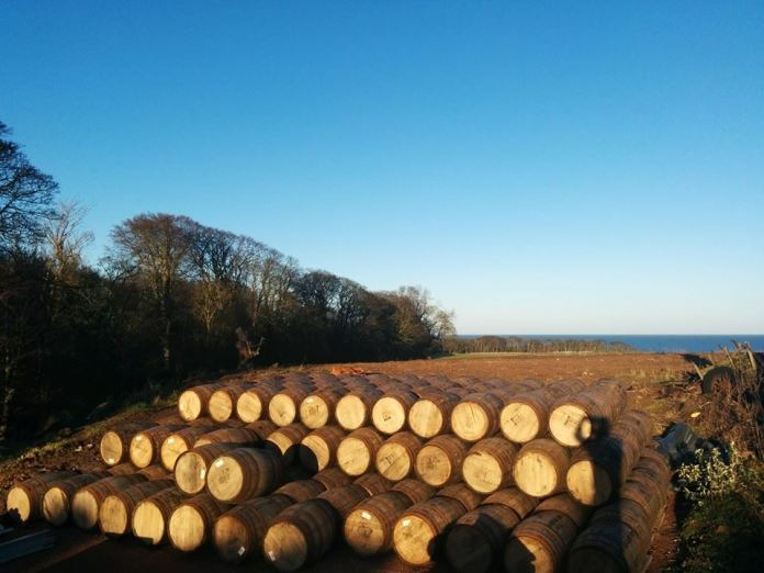 Bild: Kingsbarns Distillery