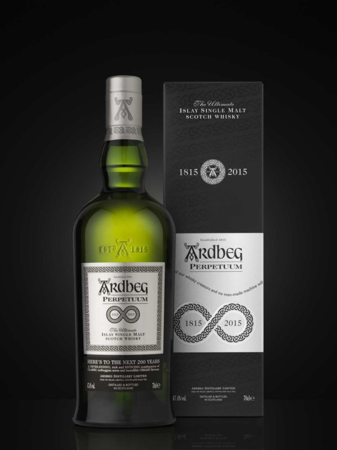 Ardbeg bottle & box front