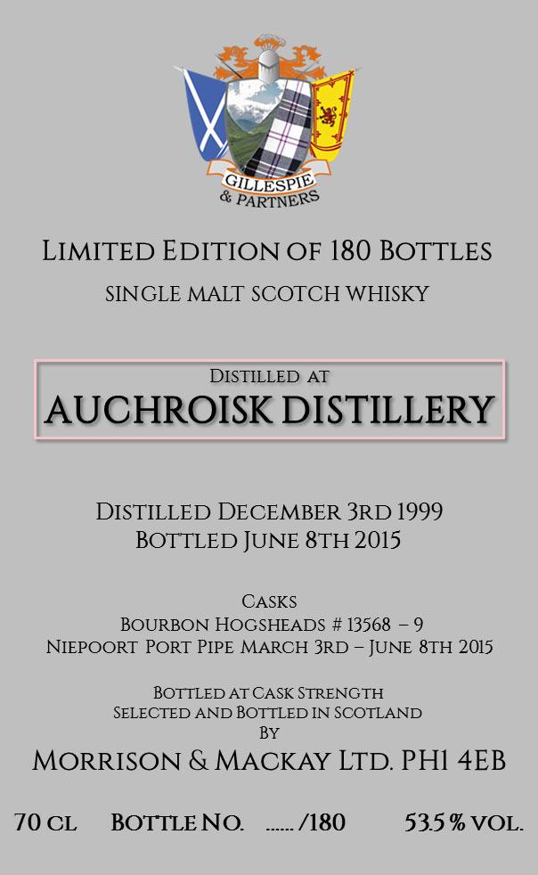 G&P-Auchroisk-1999-Label