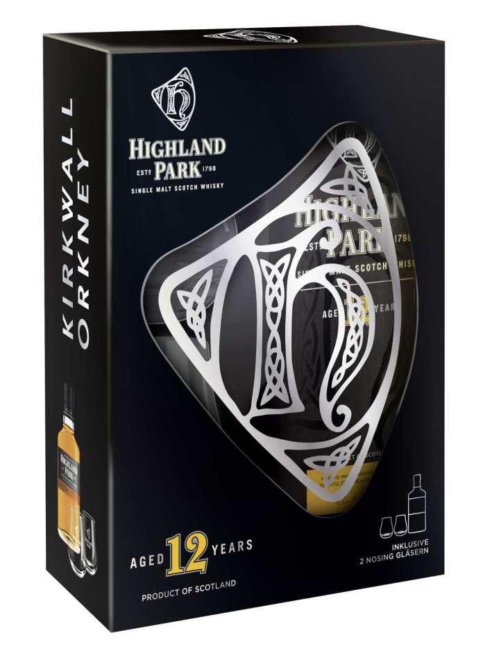 Highland Park_Geschenkset 2015