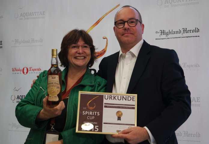 Braon Peat - der bestbewertete Whisky beim C2C Spirits Cup 2015