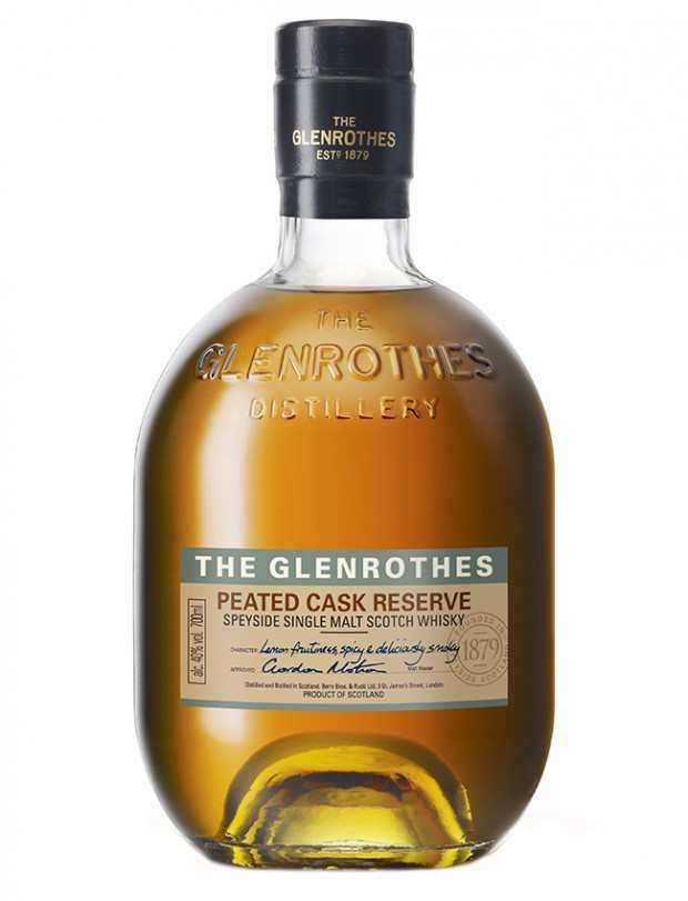 Glenrothes_Peated