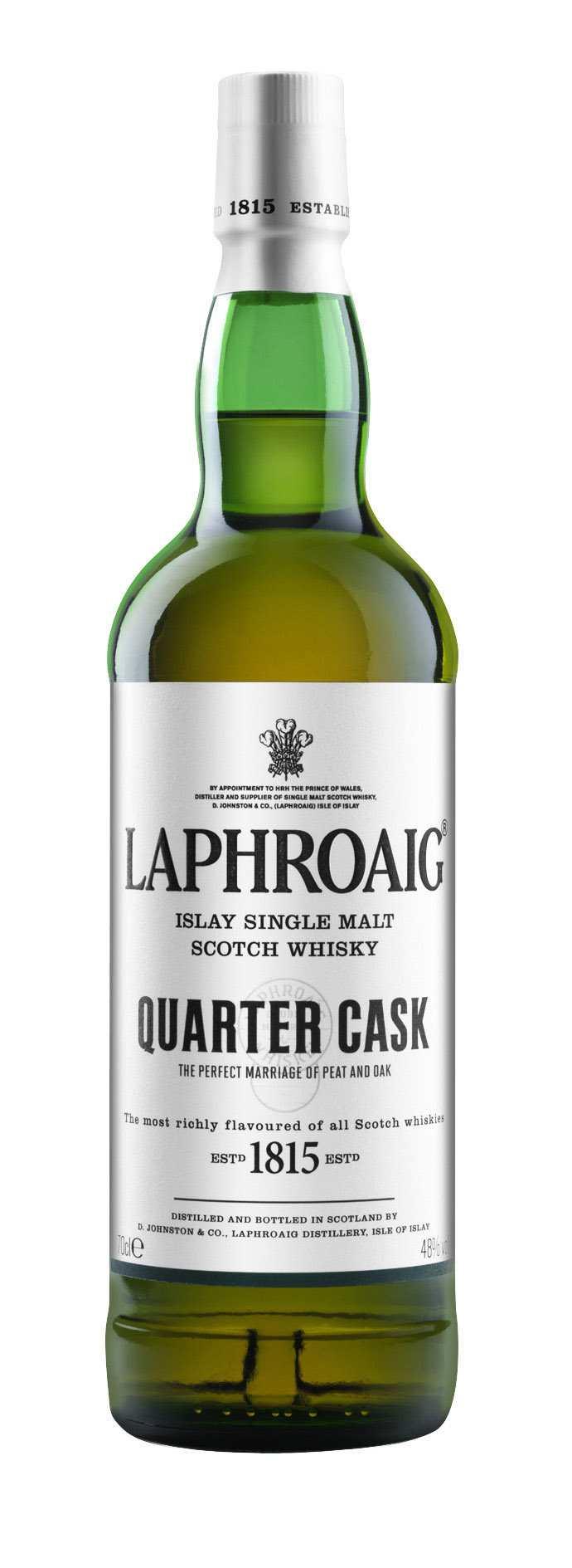 Laphroaig_Quarter Cask