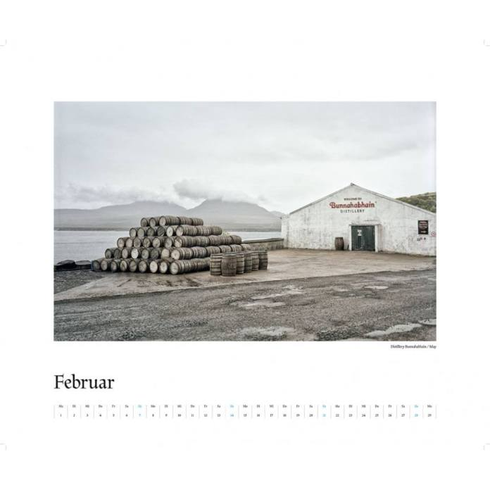 islay kalender