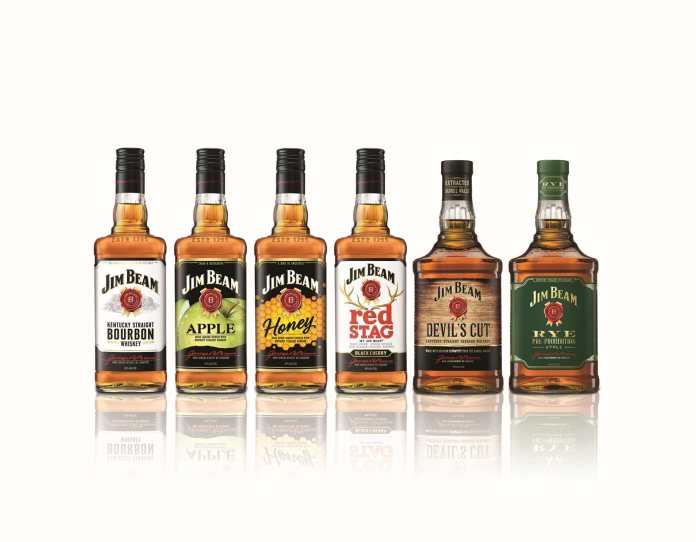 Jim Beam Range_New Design