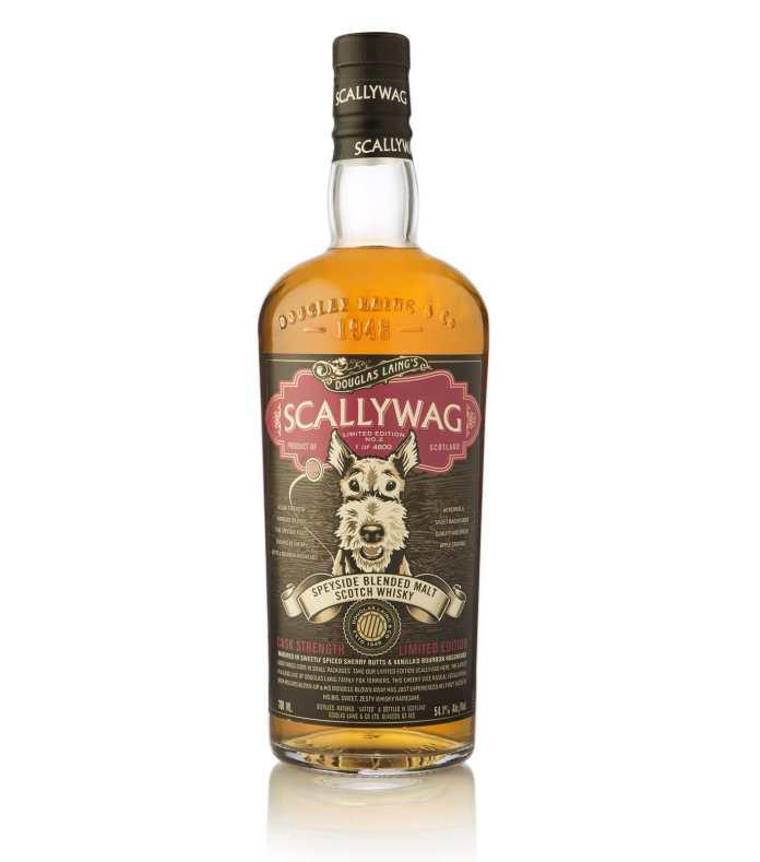 Scallywag Cask Strength #2 bottle only