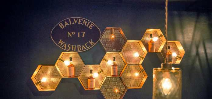The Balvenie_5 Crafts Tour_Abschlussevent_Theresa Bar_2