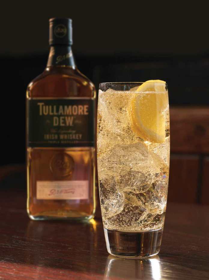 tullamore dew ginger
