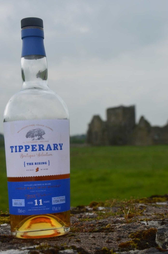 Der fruchtig- intensive Tipperary-Whiskey
