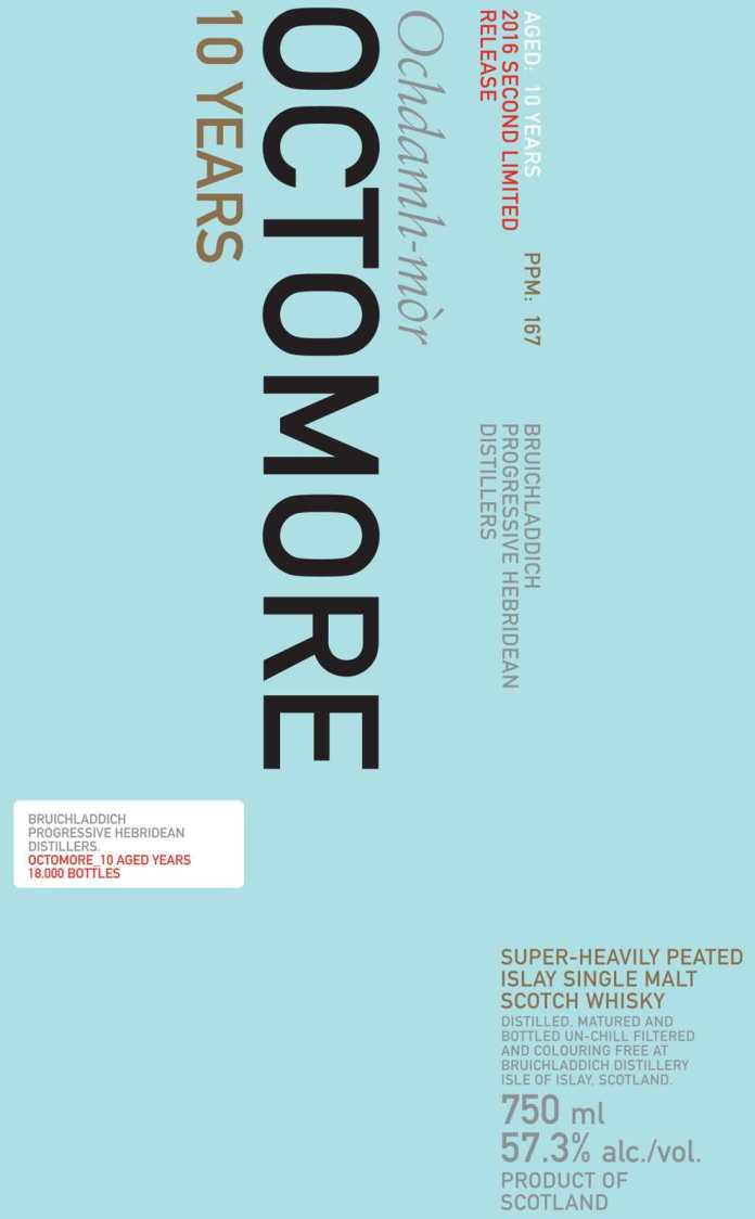 octomore 10 text