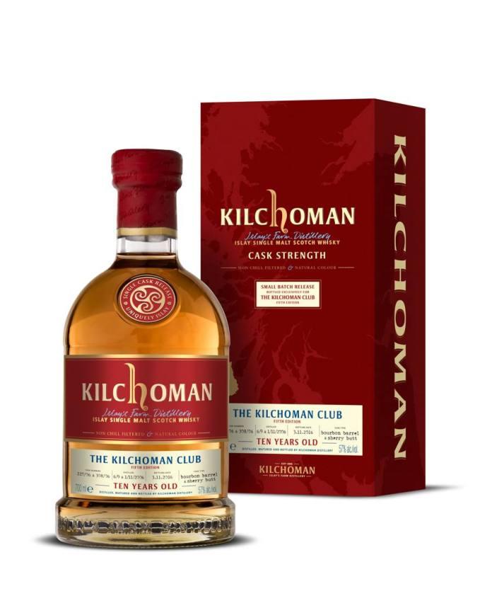 kilchoman-5club