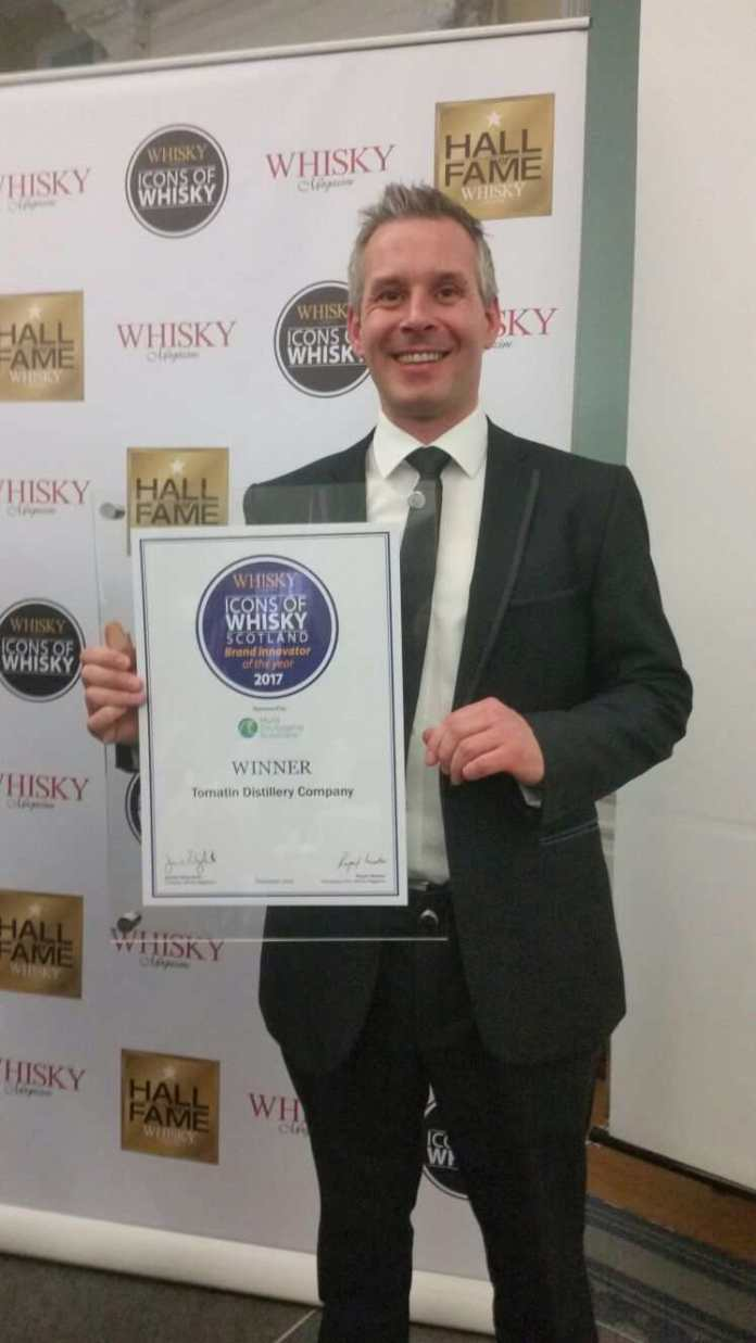 stephen-bremner-whisky-magazine-award