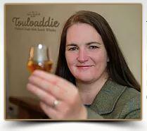 Heather Nelson. Bild: Toulvaddie Distillery