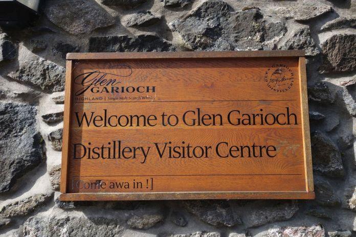 Glen Garioch. Bild © Alexandra Kreutz, Genuss am Gaumen