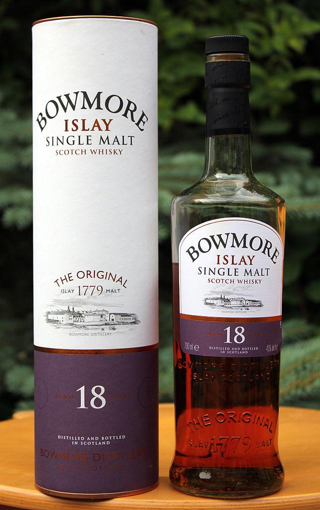 Der Bowmore 18 yo