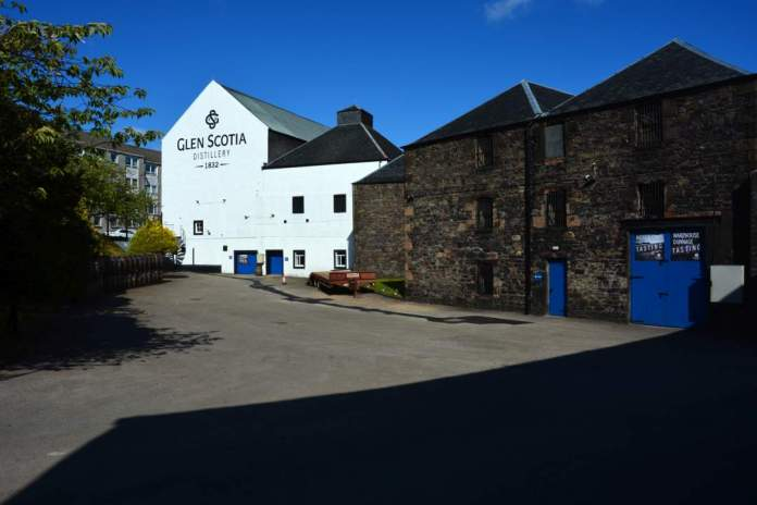 cke Saddell and High - die GlenScotia Distillery. © Stefan Bügler