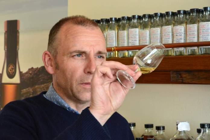Iain McAllister Distillery Manager bei Glen Scotia