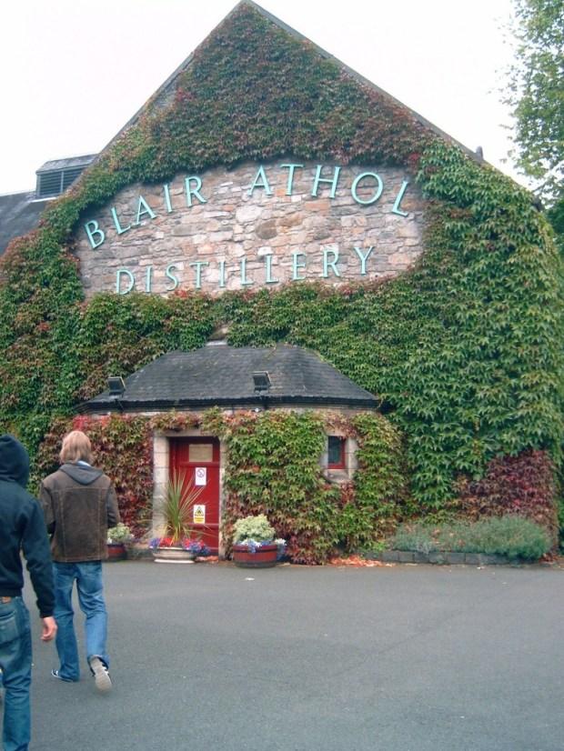Blair Athol Destillerie, Foto von Lipstar, CC-Lizenz