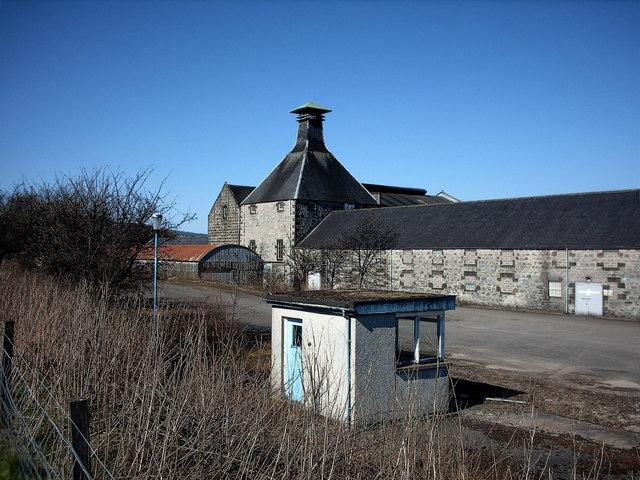 Convalmore Destillerie, Foto von Christopher Gillan, CC-Lizenz