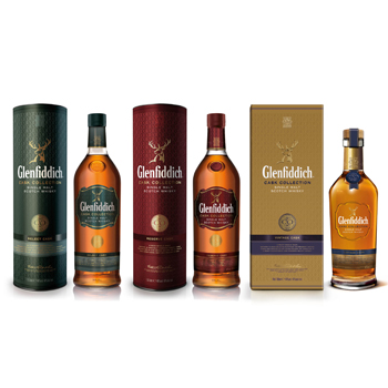 Glenfiddich-Cask-Collection