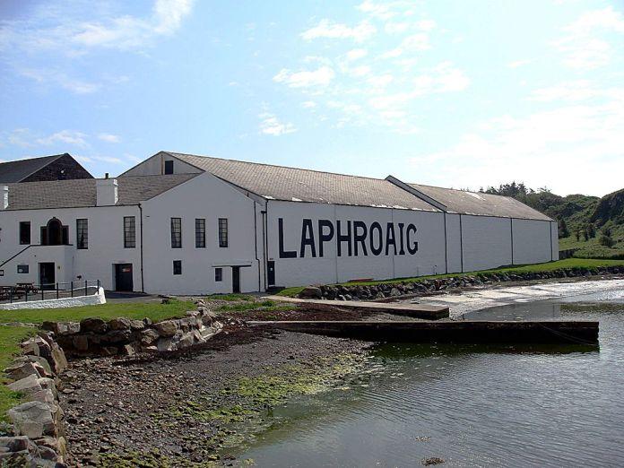 Laphroaig, Bild von Rappilio, GNU License