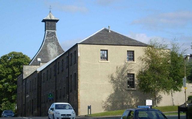 Die alten Gebäude von St. Magdalene - Foto von Tom Sargent, CC-Lizenz
