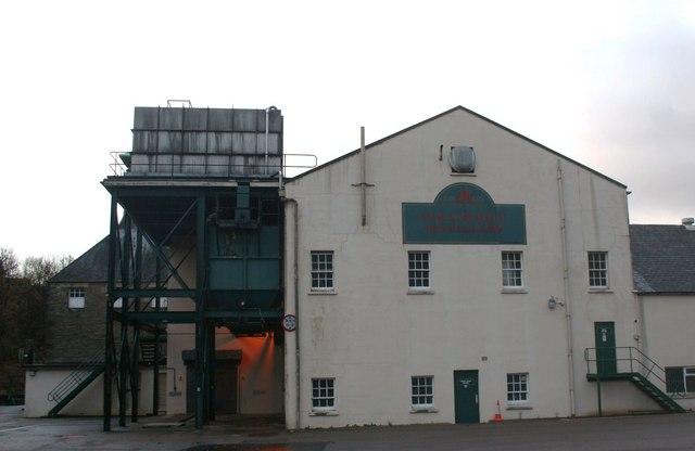 Strathmill Destillerie, Foto von Andrew Wood, CC-Lizenz