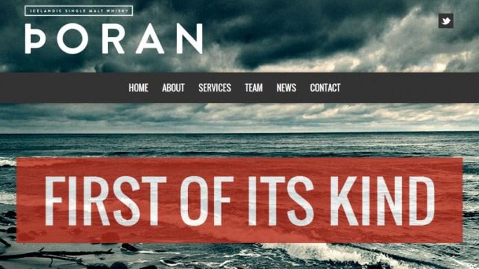 Auf der Website von Þoran wird man voraussichtlich ab 1. August Fässer bestellen können...