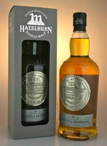 Hazelburn Rundlets & Kilderkins, die neueste (und  schon selten gewordene) Abfüllung der Marke