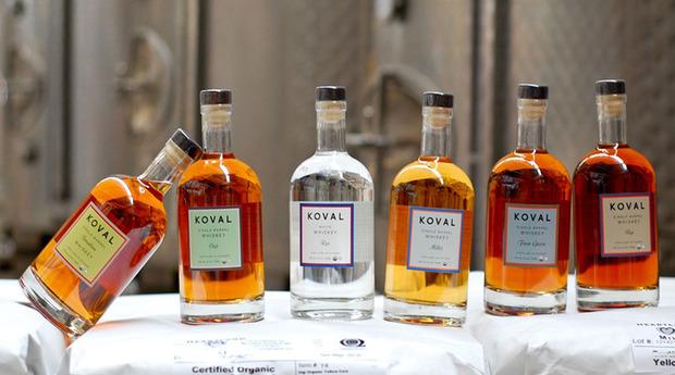 prohibitiv guter stoff ber die koval distillery whiskyexperts. Black Bedroom Furniture Sets. Home Design Ideas