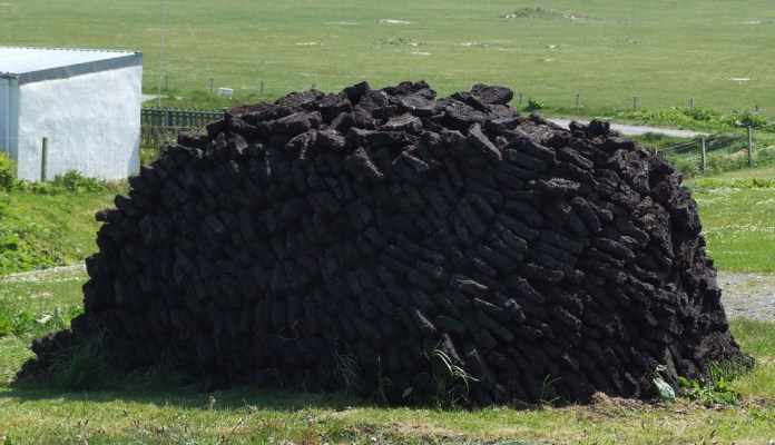 peat-stack