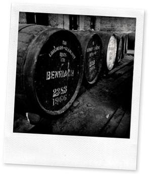 BenRiach distillery, Elgin. photographs/Peter sandground©2009