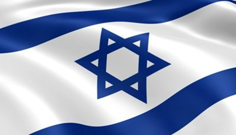 stock-footage-israeli-flag-in-the-wind-part-of-a-series