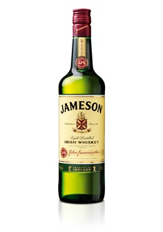 Jameson Original Bottle Shot - Hi Res