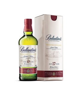 Ballantine's 17 Year Old Signature Distillery Glentauchers Edition 2