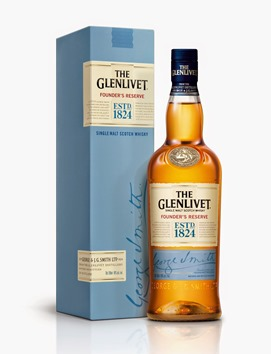The Glenlivet Founder's Reserve with Carton