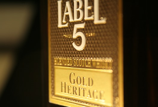 LABEL 5 GOLD HERITAGE 2