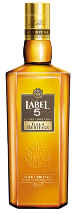 LABEL 5 GOLD HERITAGE Packshot