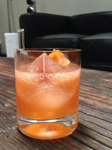 Church cocktail