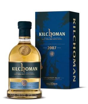 Kilchoman 2007-vintage