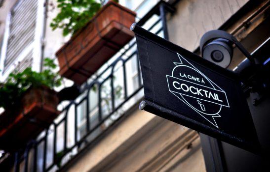 la cave à cocktails