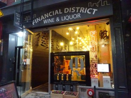 Financial District Wine and Liquor