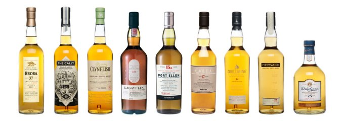 Special Releases 2015 Bottles
